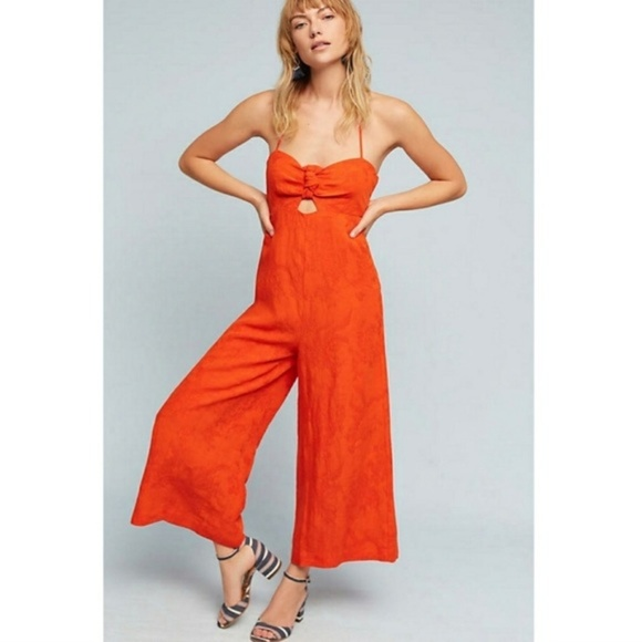 fe03dab1935f Anthropologie Tropicale Jumpsuit